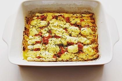 Spargel aus dem Ofen - ideal für Gäste 61