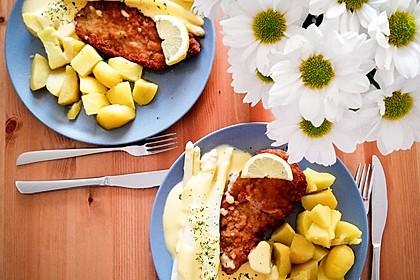 Spargel aus dem Ofen - ideal für Gäste 22