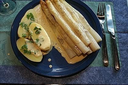 Spargel aus dem Ofen - ideal für Gäste 21