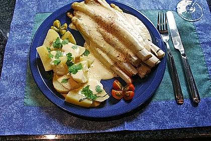 Spargel aus dem Ofen - ideal für Gäste 35