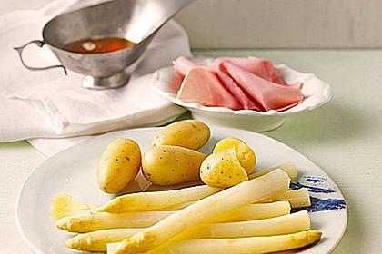 Spargel aus dem Ofen - ideal für Gäste 3
