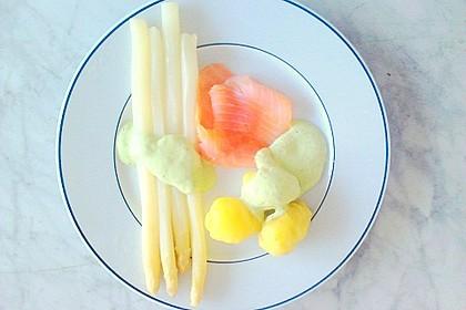 Spargel aus dem Ofen - ideal für Gäste 23