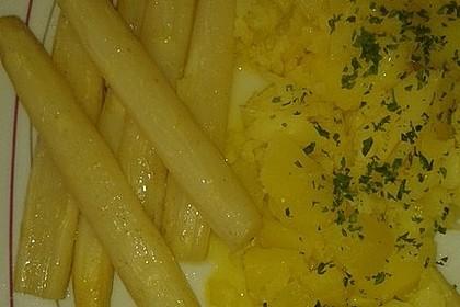 Spargel aus dem Ofen - ideal für Gäste 36