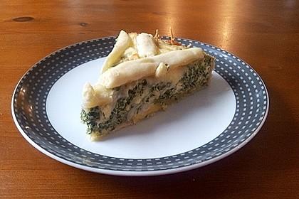 Quiche mit Spinat und Ziegenfrischkäse 28