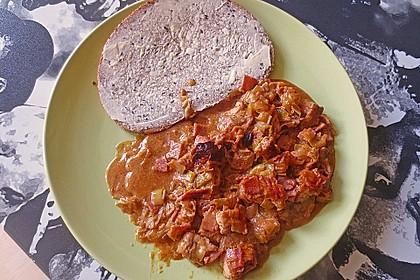 Lauch - Frischkäse - Schnitzel 17