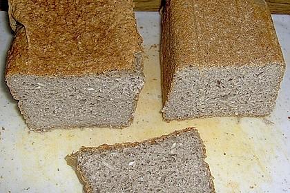 Brot ohne Soja II 2