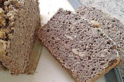 Brot ohne Soja II