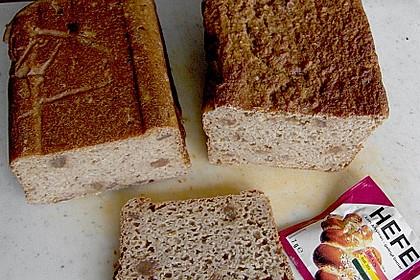 Apfel - Rosinen - Brot II