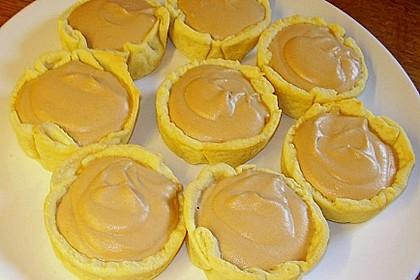 Mürbeteig - Dessertschalen 2