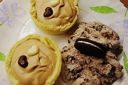 Mürbeteig - Dessertschalen 1