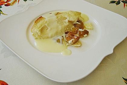 Süßer Brotauflauf  (Grundrezept + Varianten) 2