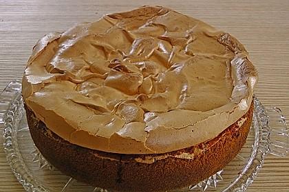 Rhabarberkuchen mit Baiser 1