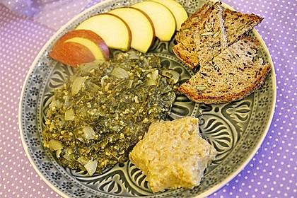 Pinkel vegetarisch auf Bremer Art