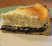 Mohn - Käse - Kuchen