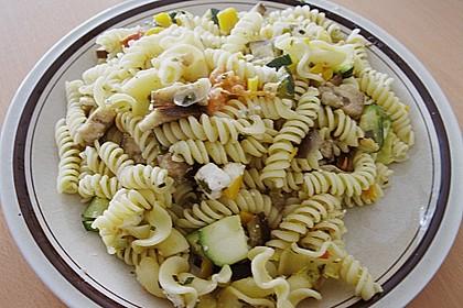 Gemüse - Vollkornnudelpfanne 5