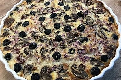 Pie - ohne Mehl