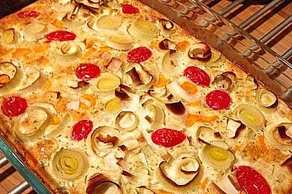 Pie - ohne Mehl 15