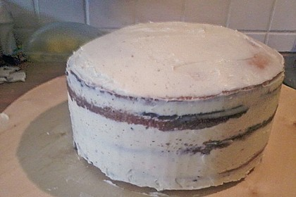 Weiße Schokolade - Buttercreme 12