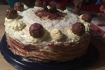 Weiße Schokolade - Buttercreme