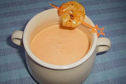 Kühles Melonensüppchen mit Kokosmilch und Ingwer 5
