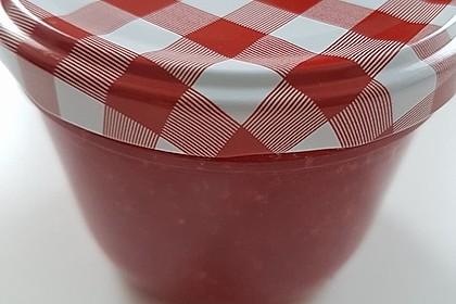 Erdbeermarmelade mit Vanille 34