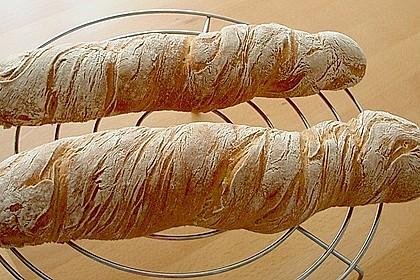 Buttermilch - Wurzelbrot mit Sauerteig