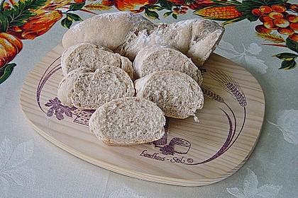 Buttermilch - Wurzelbrot mit Sauerteig 15