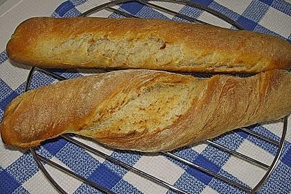 Buttermilch - Wurzelbrot mit Sauerteig 21