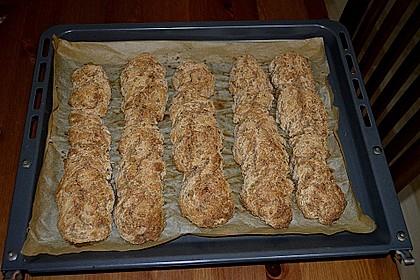 Buttermilch - Wurzelbrot mit Sauerteig 28