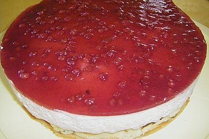 Preiselbeer - Baumkuchen - Torte 6