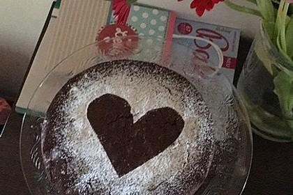Nathalies Schokoladenkuchen 2