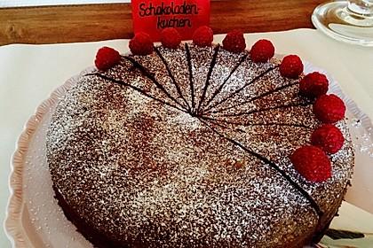 Nathalies Schokoladenkuchen