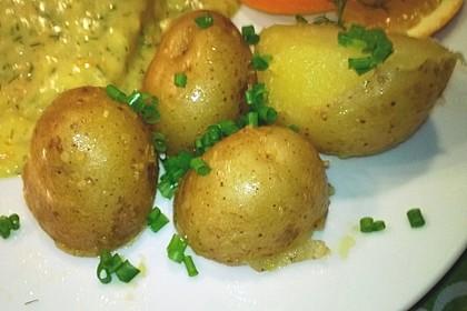 Zitronenkartoffeln 7
