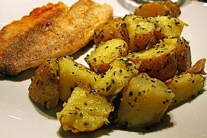 Zitronenkartoffeln 5