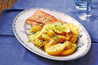 Zitronenkartoffeln 2