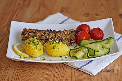 Zitronenkartoffeln