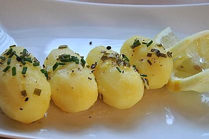 Zitronenkartoffeln 4