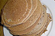 Fladenbrot III oder Pfannkuchen