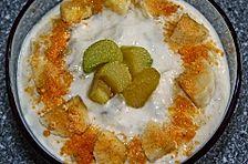 Rhabarber - Bananen - Dessert