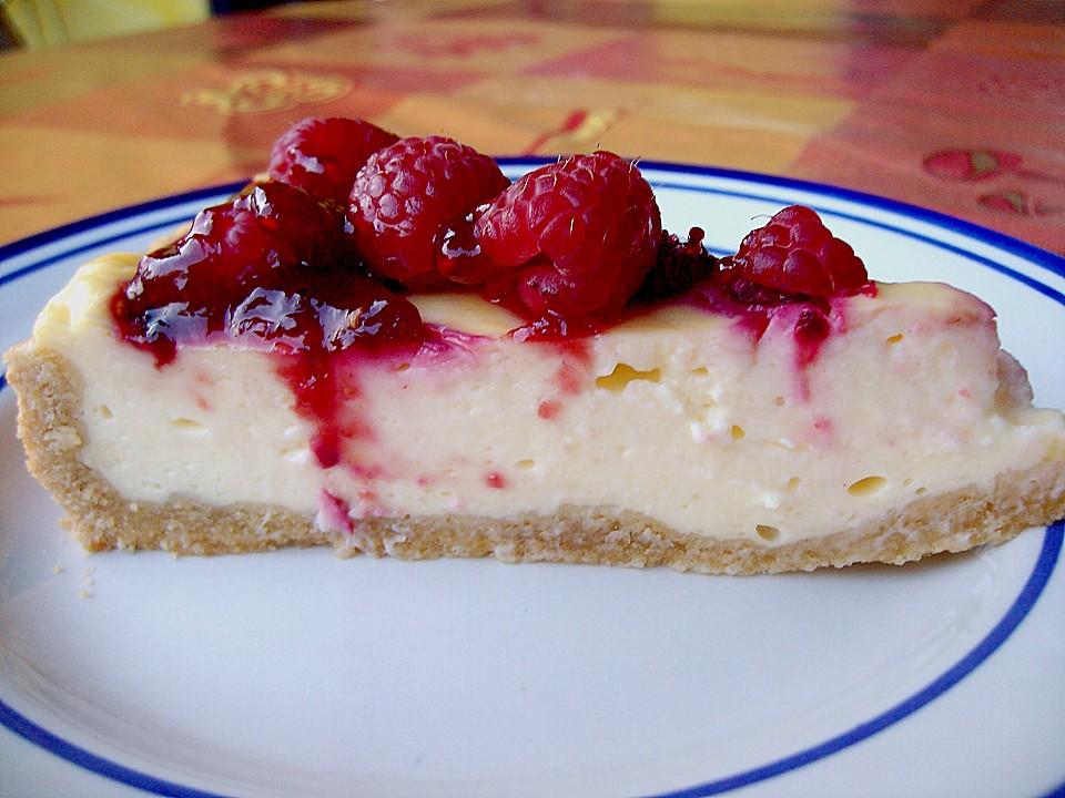 Himbeer - Schmand - Kuchen (Rezept mit Bild) von ...