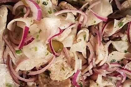 Rettich - Weißwurst - Salat 29