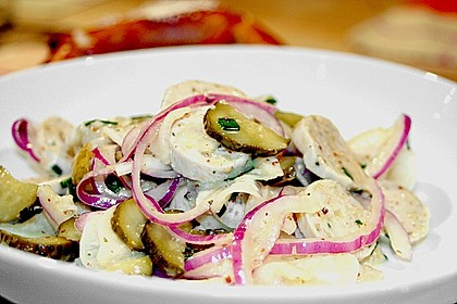 Rettich - Weißwurst - Salat 12