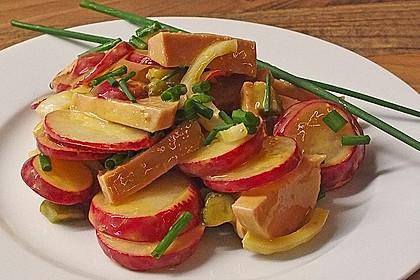 Rettich - Weißwurst - Salat 7