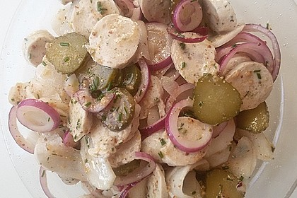 Rettich - Weißwurst - Salat 18