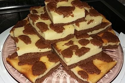 Russischer Zupfkuchen vom Blech für den Kindergeburtstag 34