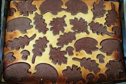 Russischer Zupfkuchen vom Blech für den Kindergeburtstag 113