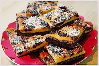 Russischer Zupfkuchen vom Blech für den Kindergeburtstag 17