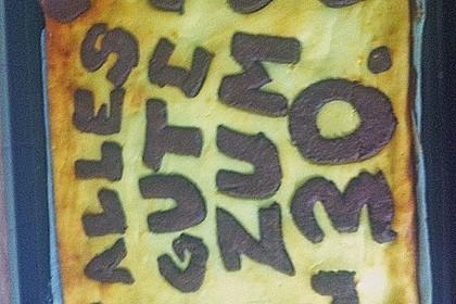 Russischer Zupfkuchen vom Blech für den Kindergeburtstag 105