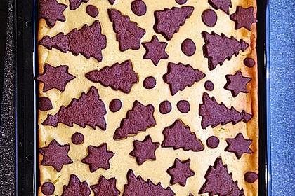 Russischer Zupfkuchen vom Blech für den Kindergeburtstag 31