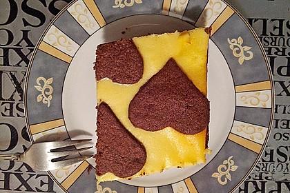 Russischer Zupfkuchen vom Blech für den Kindergeburtstag 36